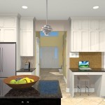Computer Aided Design for a Kitchen Remodel (1)