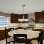 Computer Aided Design for a Kitchen Remodel (2)