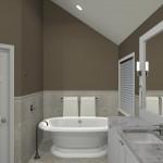 Computer Aided Design for a NJ Master Bathroom (4)