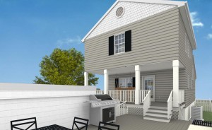 Computer Aided Design for an Exterior Remodel (2)