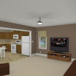 Computer Aided Design for an Interior Remodel (1)