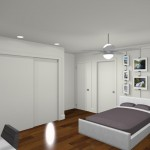 Computer Aided Design of Bedroom Remodel (1)