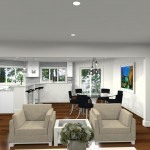 Computer Aided Design of Interior Remodel (2)