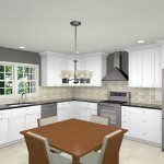 Computer Aided Design of Kitchen Remodel (1)