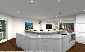 Computer Aided Design of Kitchen Remodel (2)