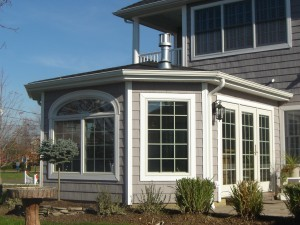 Sunroom addition in Monmouth County, NJ