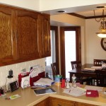 Existing Kitchen in Middletown New Jersey
