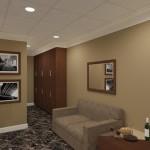 Interior Remodel Office Suite in Ocean County