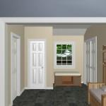 Mud Room and Laundry room design ideas (5)