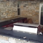 Outdoor Living Space in Morris County Progress Picture (13)-Design Build Planners