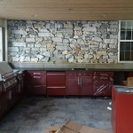 Outdoor Living Space in Morris County Progress Picture (15)-Design Build Planners