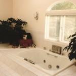 Soaking tub for a NJ bathroom remodel (10)