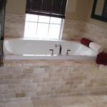 Soaking tub for a NJ bathroom remodel (11)