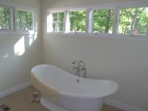 Soaking tub for a NJ bathroom remodel (3)