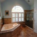 Soaking tub for a NJ bathroom remodel (4)