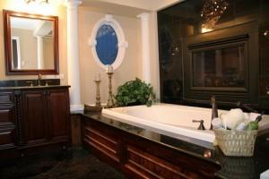 Soaking tub for a NJ bathroom remodel (9)