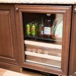 beverage center in kitchen remodeling (2)