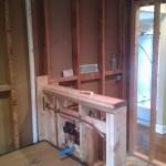 Bathroom Remodel in Somerset County NJ In Progress (1)