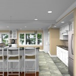 CAD for a Kitchen Remodel in Watchung NJ (4)