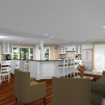 CAD for a Kitchen Remodel in Watchung NJ (5)