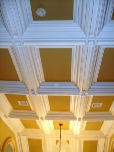 Coffered Ceiling Molding (1)-Design Build Planners