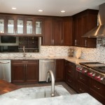 Gourmet Kitchen Remodel in Morris County NJ