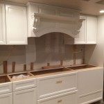 In Progress Picture of a Kitchen Remodel in Watchung NJ 2014-11-26 (2)-Design Build Planners