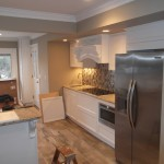 Kitchen Remodel In Watchung NJ In Progress 2015-01-19 (9)-Design Build Planners