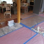 Kitchen Remodel in Progress in Watchung New Jersey 2014-10-02 (1)