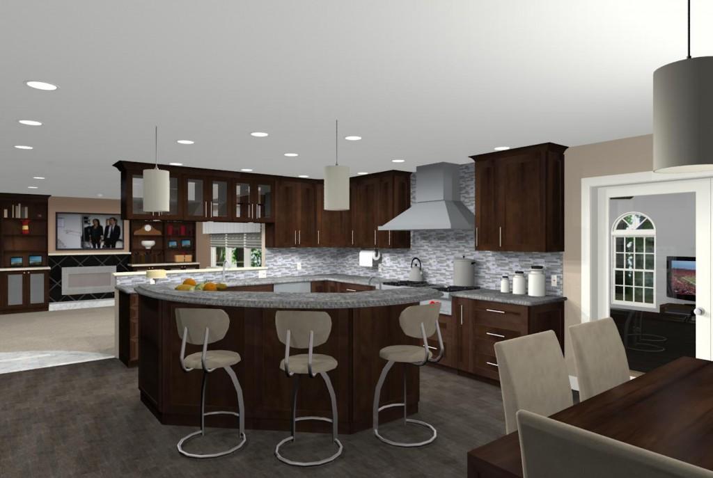 Morris County Kitchen Design Build