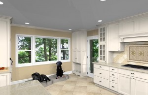 Pets and Remodeling Projects (1)-Design Build Planners