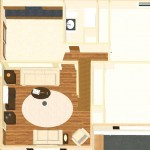 Plan 2 Dollhouse Overview for a New Jersey Remodel-Design Build Planners