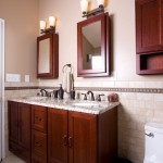 medicine cabinets in NJ bathroom remodeling from Design Build Planners (1)