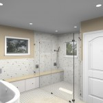 Computer Aided Design of a East Brunswick New Jersey Remodel (11)