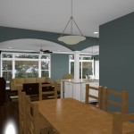 Computer Aided Design of a East Brunswick New Jersey Remodel (16)