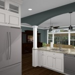 Computer Aided Design of a East Brunswick New Jersey Remodel (17)