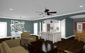 Computer Aided Design of a East Brunswick New Jersey Remodel (18)