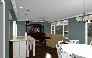 Computer Aided Design of a East Brunswick New Jersey Remodel (23)