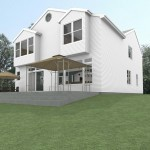 Computer Aided Design of a East Brunswick New Jersey Remodel (2)
