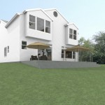 Computer Aided Design of a East Brunswick New Jersey Remodel (3)