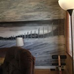 Custom Mural Painting for a Monmouth County New Jersey Home Remodel (2)