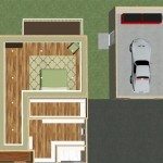 Dollhouse Overview of Watchung New Jersey Remodel (1)-Design Build Planners