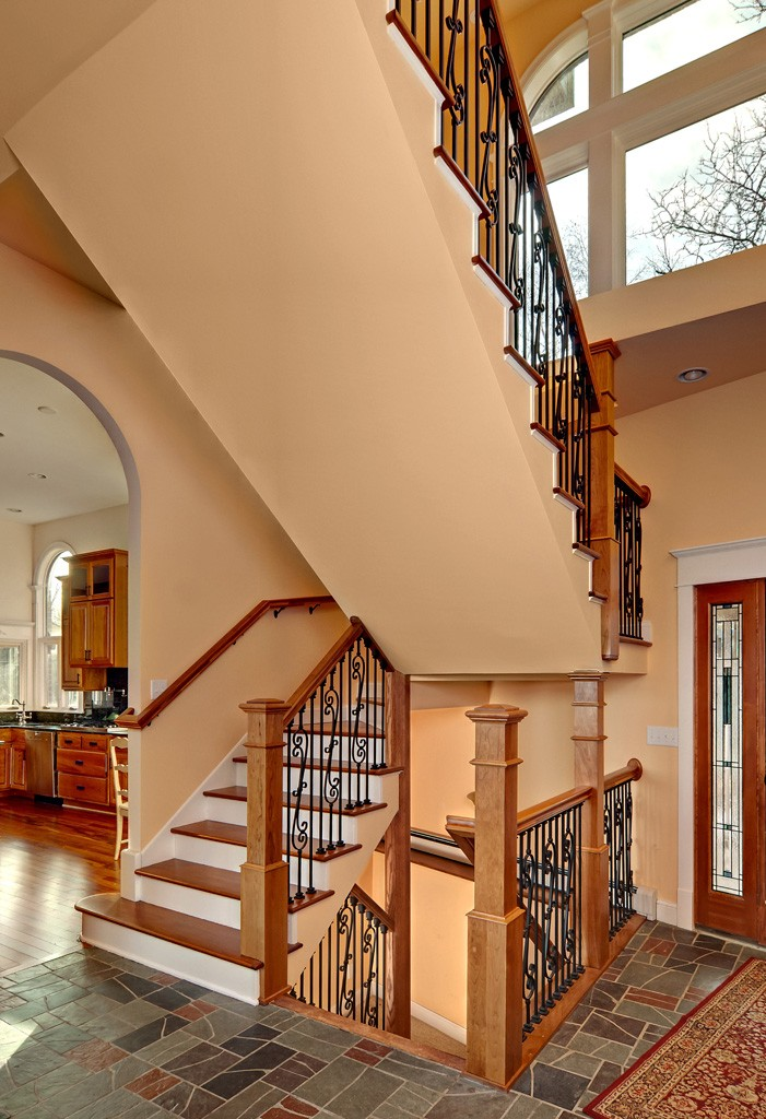 Stair Railing Material Options | Toms River, NJ Patch