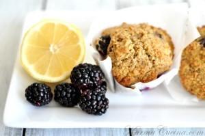 Blackberry Lemon Bran Muffins Recipe (1)-Design Build Planners