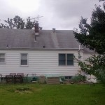 Dormer and Kitchen Remodel in Middlesex County New Jersey Before Photo (3)