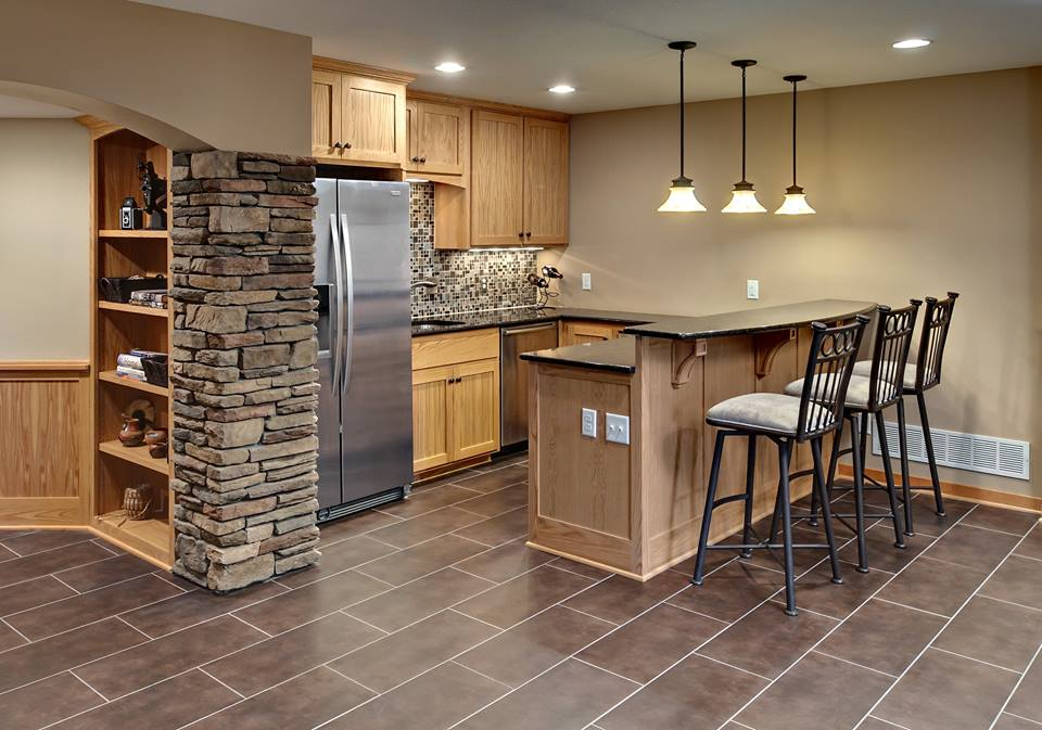 Fall Home Remodeling Ideas - Basements - Design Build Planners New Jersey