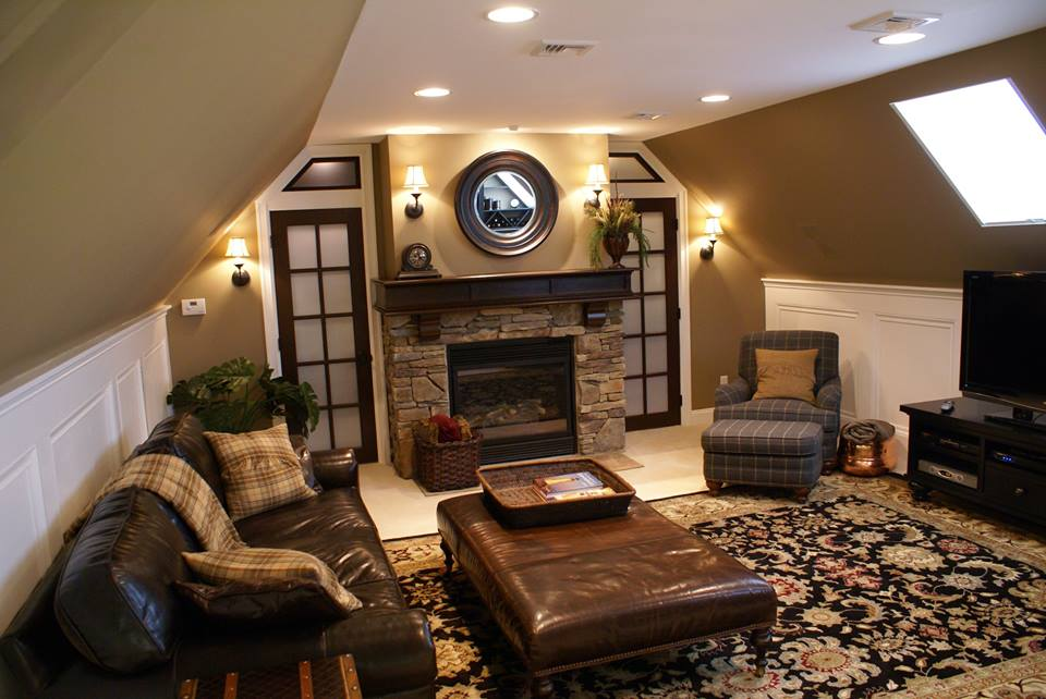 Fall Home Remodeling Ideas - Fireplaces - Design Build Planners Monmouth County NJ