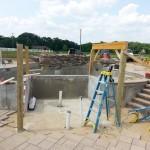 Outdoor Living Space in Burlington County NJ In Progress (3)-Design Build Planners