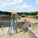 Outdoor Living Space in Burlington County NJ In Progress (4)-Design Build Planners