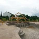 Outdoor Living Space in Burlington County NJ In Progress (7)-Design Build Planners